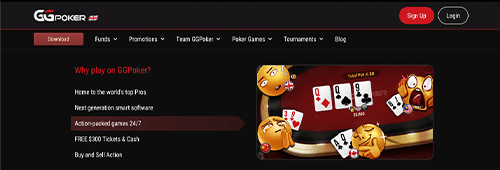 Take advantage of GGPoker's promotions