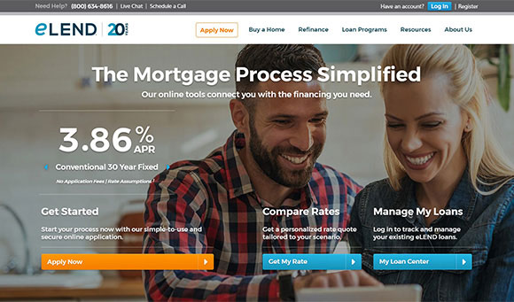 Trusted Mortgage Providers