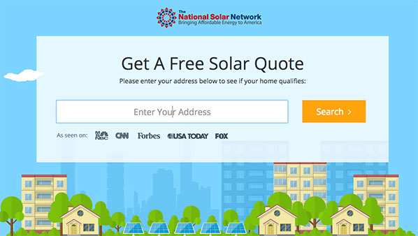 NSN free solar quote