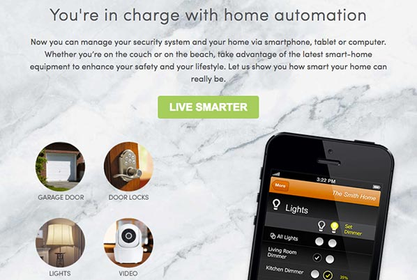 Moni home automation