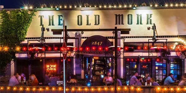 The Old Monk is a great place for dating in Dallas
