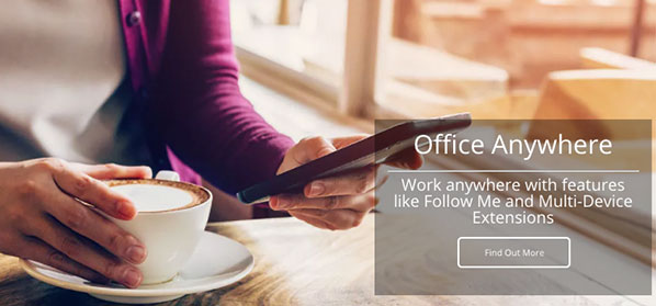 Office anywhere with AMP