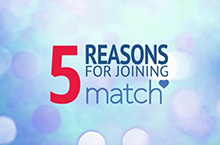 5 reasons to choose match.com video article