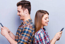 singles-on-phones