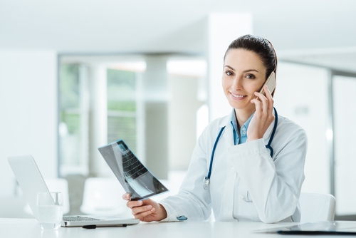 VoIP for hospitals