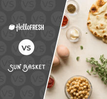 HelloFresh vs Sun Basket