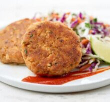 Home Chef Thai Fish Cakes