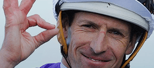 Top Australian jockey Hugh Bowman