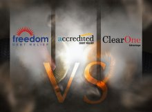 Freedom Debt Relief vs Accredited Debt Relief vs ClearOne Advantage