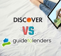 Discover vs. Guide to Lenders