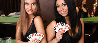 what is live casino
