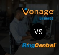 vonage vs ringcentral for the best business voip