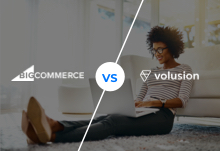 BigCommerce vs. Volusion: Battle of Ecommerce Giants