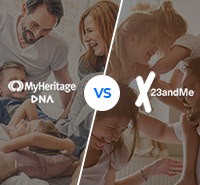 Battle of the DNA Kits: MyHeritage vs. 23andMe